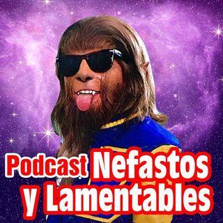 Nefastos y Lamentables 1x 01 - De pilotos, lagartos y cobras