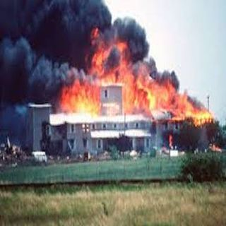 Episode 10: Thoughts about Waco