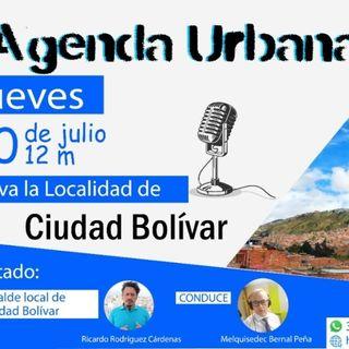 Así va la localidad de Ciudad Bolivar