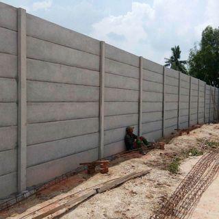 Harga Pagar Panel Beton Pracetak ☎  0852 1900 8787 (MegaconBeton.com)