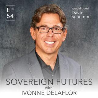 054 - Interview with David Scheiner - Entrevista con David Scheiner