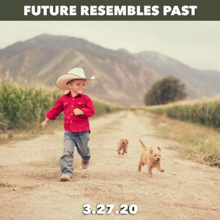 The Future Tends to Look Like the Past