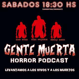 Gente Muerta #3 - Especial Road Movies