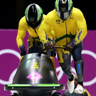 Winston Watts - 4 Time Olympic Jamaican Bobsledder Part 1