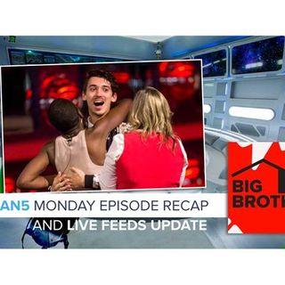 Big Brother Canada 5 | Monday Episode Recap & Live Feeds Update