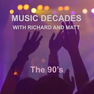 Music Decades - the 90s