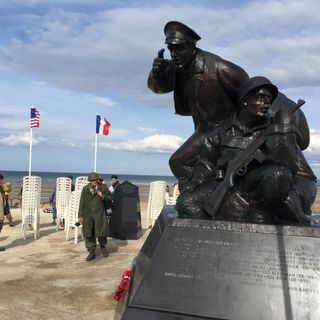 The 75th Anniversary of D-Day