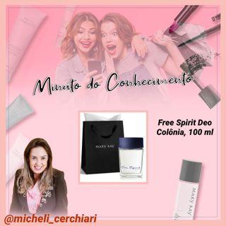 Free Spirit™ Deo Colônia, 100 ml