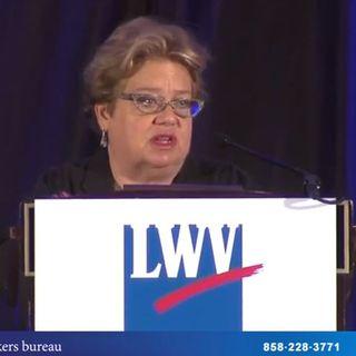 Keynote Speaker Celinda Lake • Presented by SpeakInc •Messaging for Impact Resonating with Voters