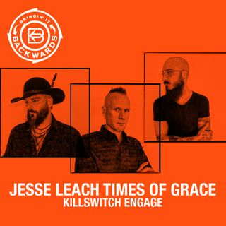 Interview with Jesse Leach of Times of Grace / Killswitch Engage