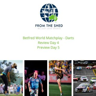 Darts Matchplay Day 4 review Day 5 Preview |  003