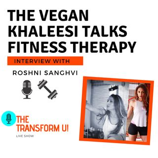 Roshni Sanghvi: A Day in the life of the Vegan Khaleesi
