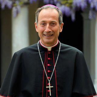 L'omelia del vescovo Renato Marangoni ai funerali di Vincenzo Barcelloni Corte