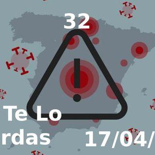 Convictos   NTLP 32 (17/04/20)