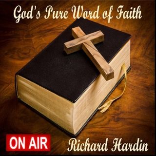 Richard Hardin's GPWF:  Christ Is Our Rock Of Salvation, Not Peter!