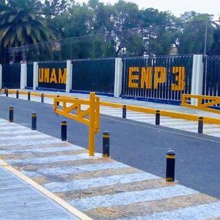Fueron entregadas a la UNAM las instalaciones de la Preparatoria 3