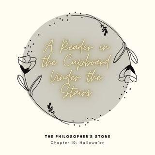 The Philosopher's Stone: Chapter 10 - Hallowe'en