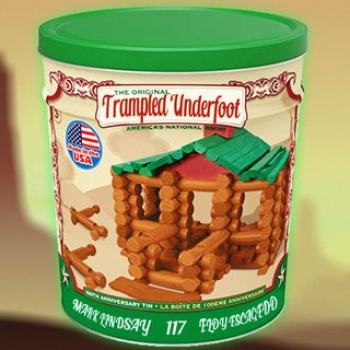 117 - Lincoln Logs