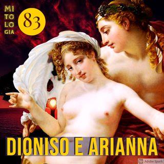 Dioniso e Arianna, il viaggio nell'oltretomba e l'ascesa all'Olimpo