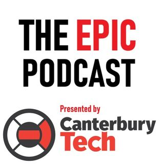 The EPIC Podcast - S3E01 - Josh Flores (Comet Backup)