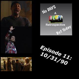 NDBT Episode 11: 10/31/90 (Special Guest: Robert E G Black)