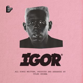 La Checklist #22 -  IGOR -  Tyler The Creator
