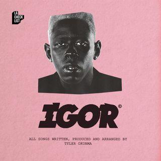 La Checklist #22 -  IGOR -  Tyler The Creator