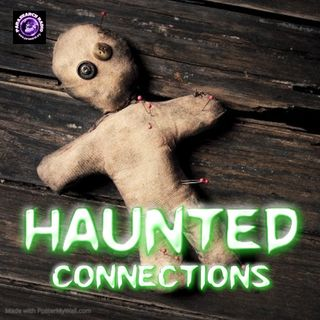 Haunted Connections - Kelly J Ellis