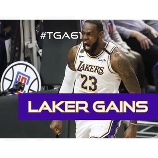 Chapter 61: Laker Gains