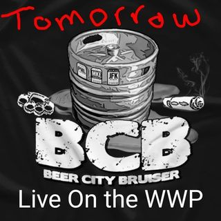 The World Wrestling Podcast with special guest THE BEER CITY BRUISER