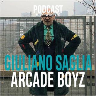GIULIANO SAGLIA vs Arcade Boyz [ IL CONFRONTO ]