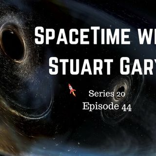 Third gravitational wave detection - SpaceTime with Stuart Gary Series 20 Episode 44