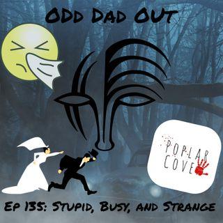 Stupid, Busy, Strange: ODO 135