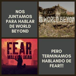 The Walking Dead World Beyond 1x02 / Fear The Walking Dead 6x01