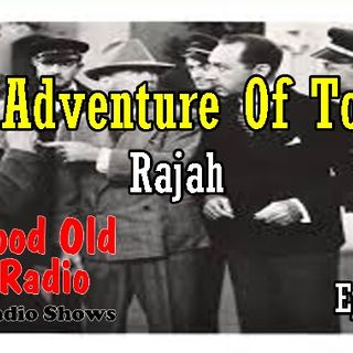 The Adventure Of Topper, Rajah Ep. 1  | Good Old Radio #TheadventureofTopper #oldtimeradio
