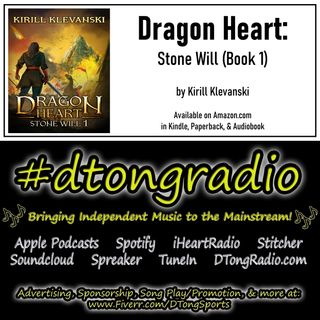 #NewMusicFriday on #dtongradio - Powered by 'Dragon Heart: Stone Will' on Amazon