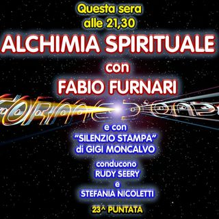 Forme d'Onda - Fabio Furnari - Alchimia Spirituale - 23^ puntata (15/04/2021)