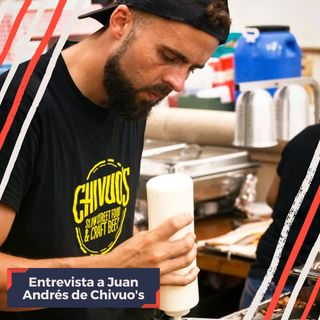 151º De Birras con Juan Andrés de Chivuo's