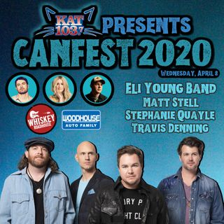 ELI YOUNG BAND-Steve & Gina talk with Chris Thompson