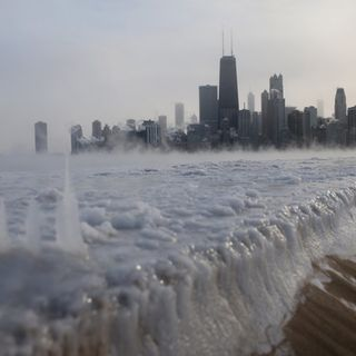 Podcast 11: Polar Vortex,  The Rock for President, and Cord Cutting
