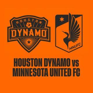 Houston Dynamo vs Minnesota United FC | 09.19.2020