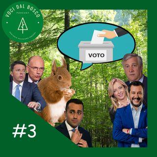 """Ep. 3 - """"Fotografia del panorama... politico"""""""