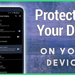 HOA 16: Lock Down Your Smartphone