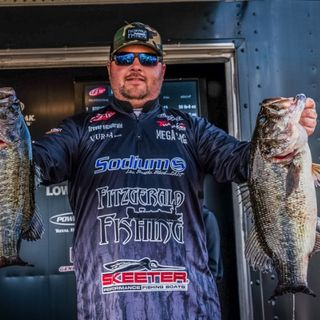 Fitzgerald Win's Big on the St. johns River @ FLW Toyota Series