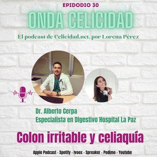 OC030 - Colon Irritable y Celiaquía, con el Dr. Cerpa
