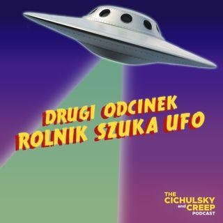 Rolnik szuka UFO