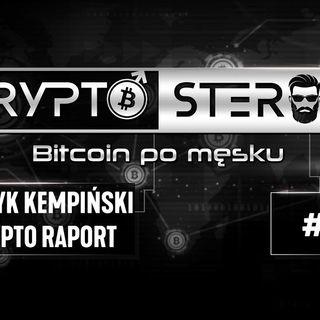 Kryptosteron czyli Bitcoin po męsku | Odcinek #1 | Patryk Kempiński - Krypto Raport