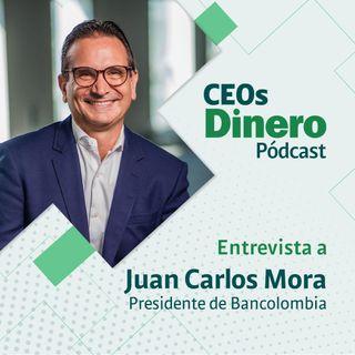 """""""Los líderes empresariales colombianos son de talla mundial"""": Juan Carlos Mora, presidente de Bancolombia"""