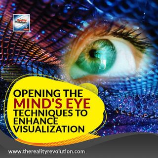 Opening The Minds Eye - Visualization Techniques