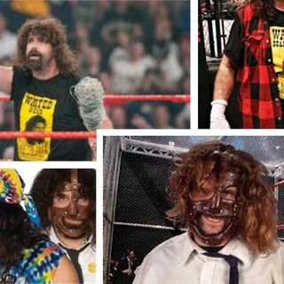 Mick Foley:  The Three Faces of a Man
